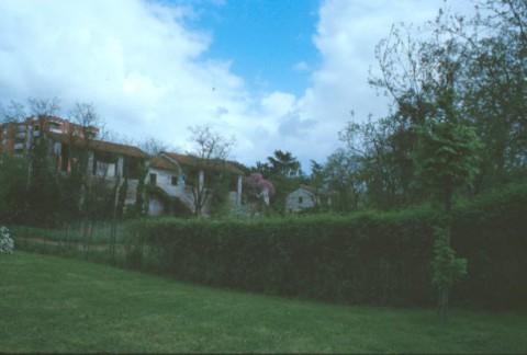 Area 1029: il complesso dell'antica vaccheria Nardi