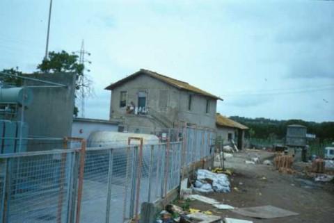 Area 1159: vista della proprietà dall'esterno