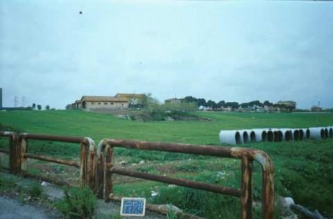 Area 1165: la zona dove la Carta dell'Agro segnala la presenza di grotte