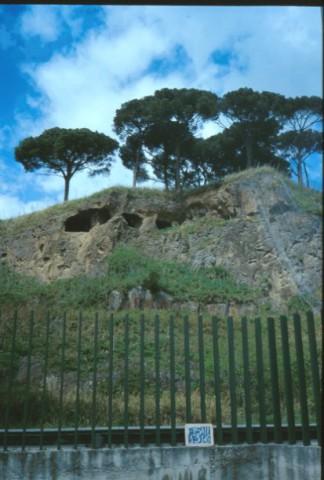 Area 1316: la collina detta Monte delle Grotte