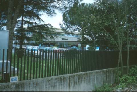 Area 1320: il terreno dove sorgono gli uffici della Federazione Italiana Atletica Leggera