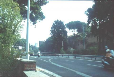 Area 156: il tratto Ba delle mura Aureliane