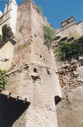 Area 156: il tratto E delle mura Aureliane