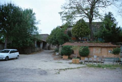 Area 1824: scorcio del borgo di Castel Giubileo