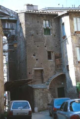 Area 3723: la torre dei Grassi o Perticappa