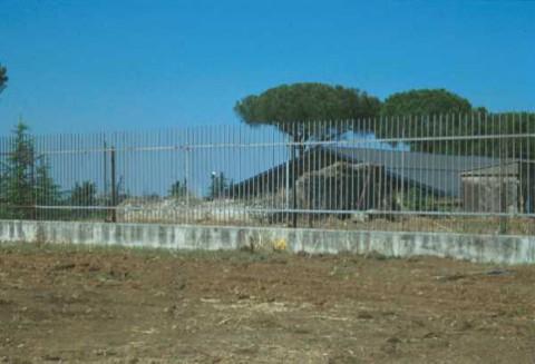 Area 3767: i resti della cisterna