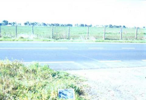Area 4418: le recinzioni che impediscono l'accesso ai terreni