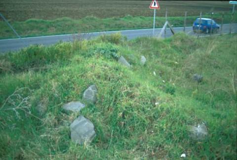 Area 4758: i basoli non più in situ
