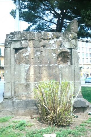 Area 4972: i resti della struttura