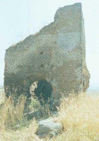 Area 5028: la torre vista da S