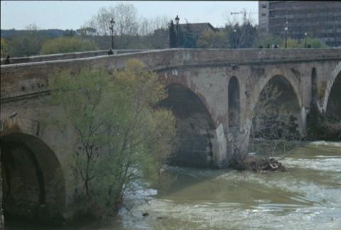 Area 511: le arcate di Ponte Milvio