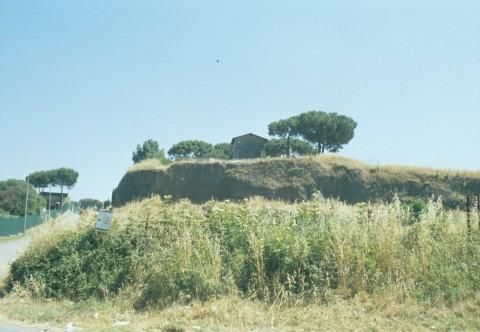 Area 5341: il casale su via di Fioranello