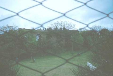 Area 251: i resti dell'acquedotto all'interno della Tenuta de'La Mistica'