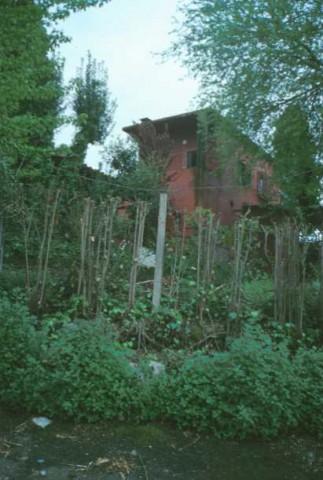 Area 964: il terreno dove la Carta dell'Agro segnala la presenza di materiale archeologico erratico