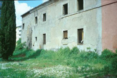 Area 969: la proprietà dove la Carta dell'Agro segnala la presenza di grotte e materiale archeologico erratico